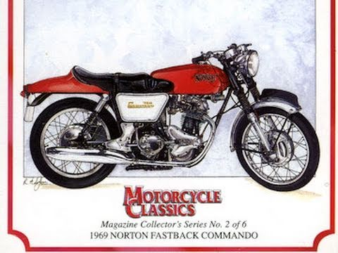 Classic Motorcycles 1974 Ducati 350 Desmo 1959 Triumph Bonneville 1947 Indian Chief