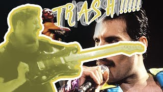 Living on my own (Freddie Mercury) cover trash by TRASH THAT HIT