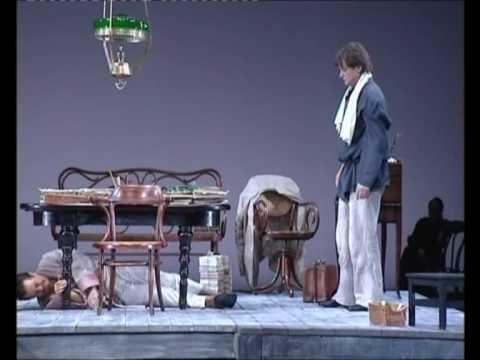 Театр им. Моссовета - «Дядя Ваня» в Израиле