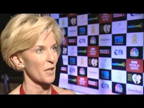 Caroline Jane, Exec Assist Manager, The Address Hotel, Downtown Dubai @ WTA ME 2010