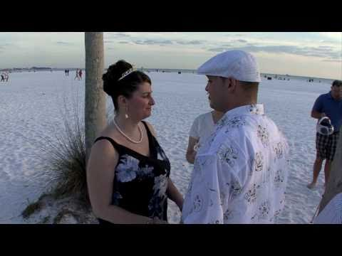 Play Casual Beach Weddings on Siesta Key