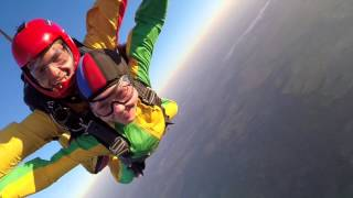 My First  Tandem Skydive