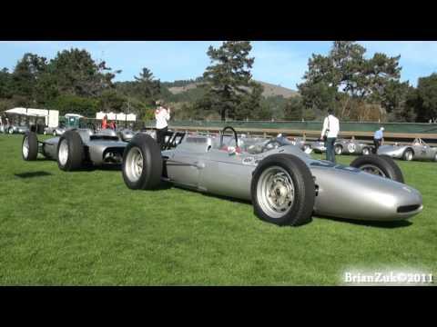 Porsche Race Car Classic 2011