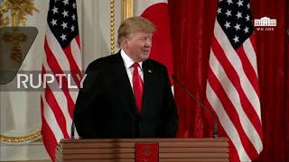 Japan: Trump agrees with Kim Jong-un that Biden 'probably' has low IQ