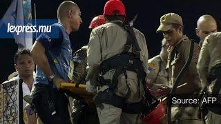 Carnaval de Rio: nouvel accident, deux blessés graves