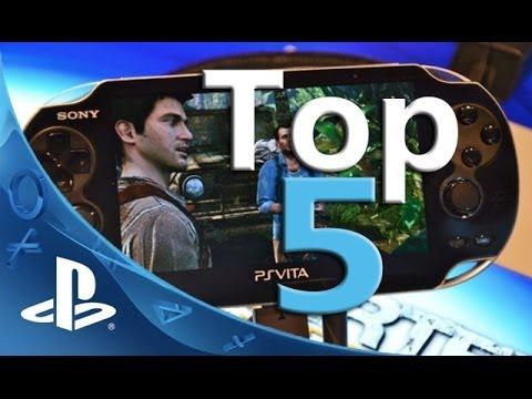 Top 5 PS Vita Shooters 2013 HD