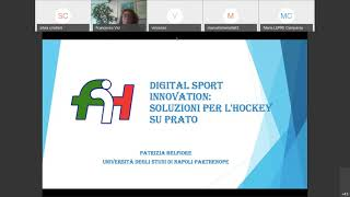 Webinar: Digital Sport Innovation - Soluzioni per l'hockey su prato