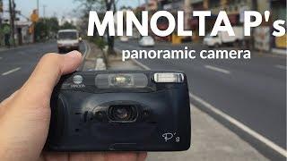 Film Photos of Manila WITHOUT TRAFFIC | Minolta P's + Fujicolor C200