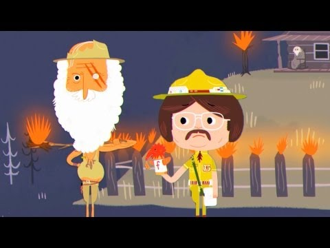 Forest Patrol: Fire Safety (Ep #2)