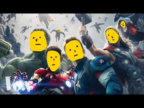 Why the Marvel Cinematic Universe feels empty