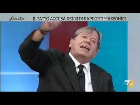 Bianconi: 'Renzi è sostenuto dai poteri forti, l'hanno capito tutti'