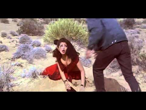 Manisha Koirala Showing Her Beautiful Bbs While Falling Super Slow Motioni video