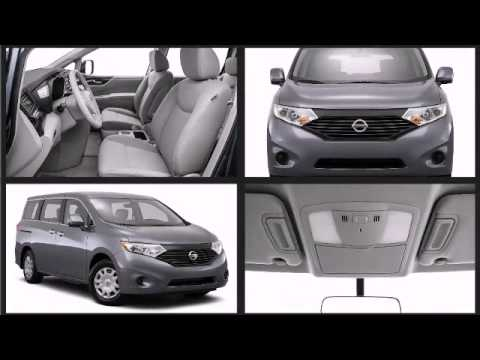 2015 Nissan Quest Video