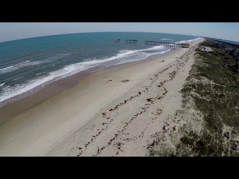 Outer banks fishing videos for Surf fishing outer banks