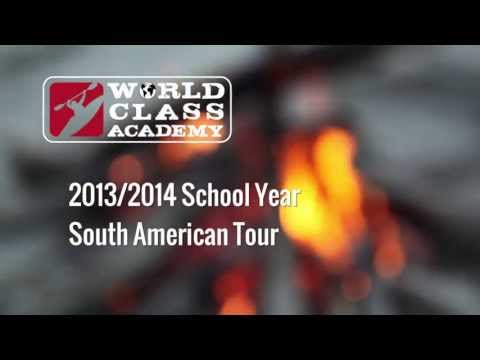 World Class Academy Academic Year 2013-2014 - 04/20/2013