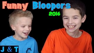Funny Bloopers 2016