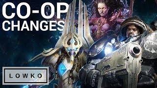 StarCraft 2: NEW Co-op Strategies!
