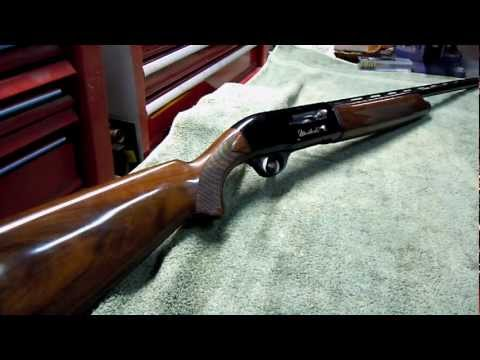 Weatherby SA-08 Deluxe: Trap shooting