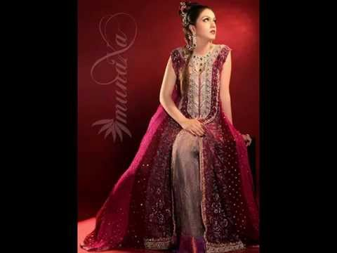New Lehanga Pakistani Wear Dresses Collection 2014 For Bridal