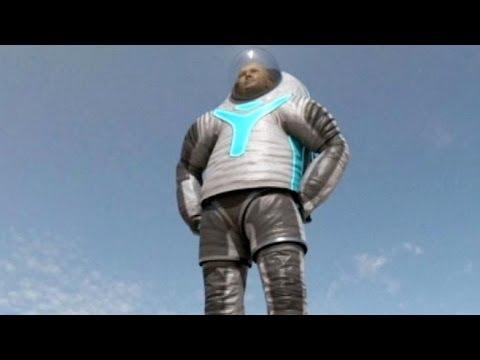 Instant Index: NASA Unveils Prototype for Mars Spacesuit