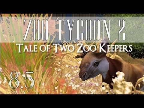 Zoo Tycoon 2 Collab! Tale of Two Zoo Keepers - Episode #8.5