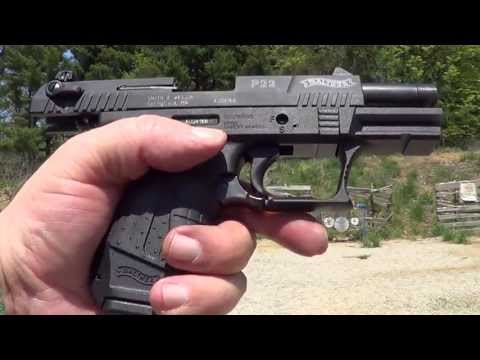 Walther P22 Pistol 22LR