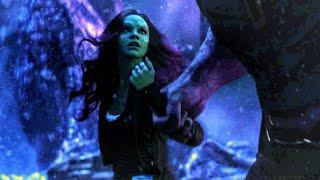 Gamora's Death Scene - Avengers Infinity War (2018) Movie Clip HD [1080p 50FPS]
