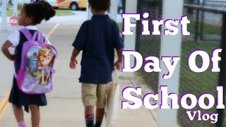 First Day Of School 2016 | Simply Sims vlog