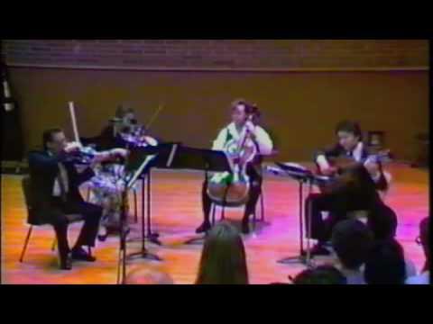 Robert Wetzel&Grossmont String Trio - Francois de Fossa - Quartet No. 3 - V. Rondo: Allegro