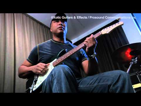Interview with Bernie Williams at Xotic Bass Day in New York