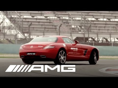 AMG Driving Academy – China 2013