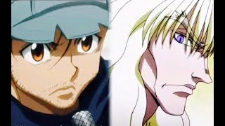 Hunter X Hunter - Silva vs Ging