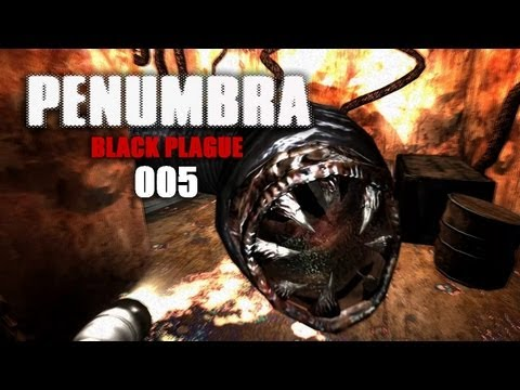 PENUMBRA: BLACK PLAGUE #005 - Der Tuurngait Virus [Facecam] [HD+] | Let's Play Penumbra