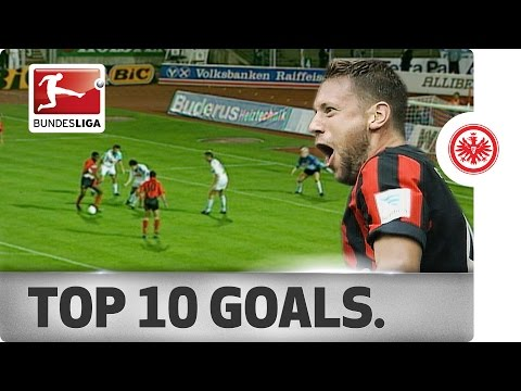 Sub now: http://redirect.bundesliga.com/_bwBd Eintracht Frankfurt are one of the founding members of the Bundesliga; a German club rich in tradition. Players like Grabowski, Hölzenbein,...