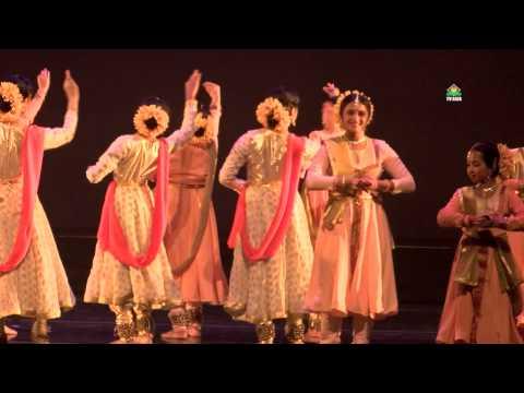 Hema Malinis Durga Dance Ballet NJPAC TV Asia and Rhythm Asia...
