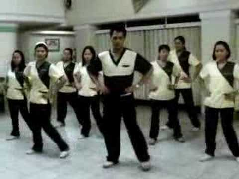 Dance Exercise video