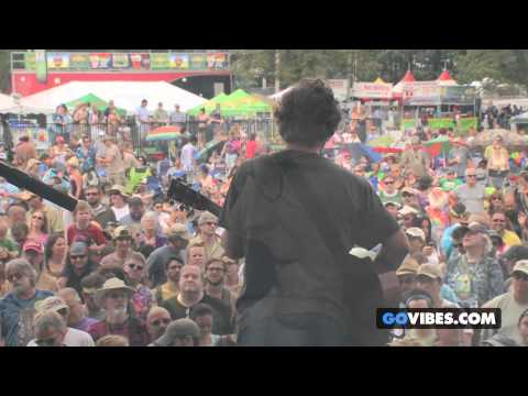 "Railroad Earth performs ""Lone Croft Farewell"" at Gathering of the Vibes Music Festival 2013"