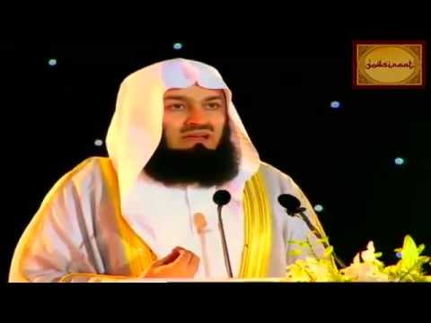 """Who Is Muhammad?"" ~ Mufti Ismail Menk ~ New Qatar 2015!!"