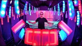 Download Lagu THIS WILL LOOK EPIC LIVE!!!!! (Visual DJ controls LED Wristbands) Gratis STAFABAND