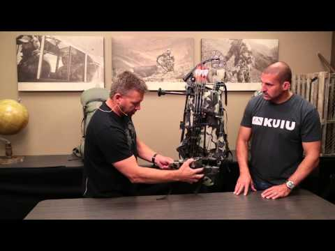KUIU Bow Holder Overview and Tutorial