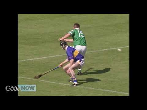 GAANOW REWIND 2001 Munster Final Tipperary v Limerick