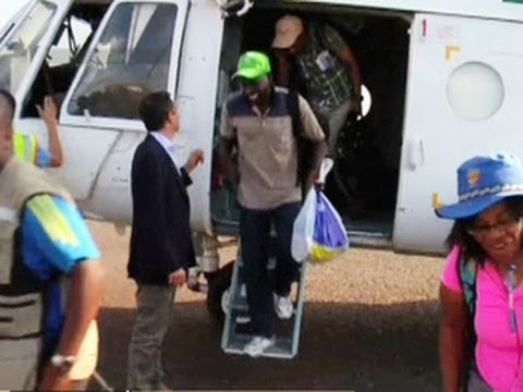 Marines on standby to evacuate Americans from South Sudan