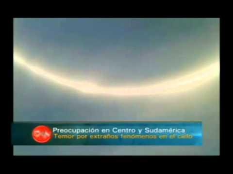Chile, Perú y Argentina con miedo por catástrofe natural
