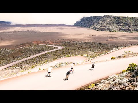 Enjoying the skate life on Réunion Island | The Lost Continent (Chapter 2)