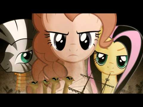 General Mumble - She's A Pony [WoodenToaster Remix]