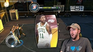NBA 2K18 MOBILE IS HERE! CREATING MY MYPLAYER + GAME WINNER!! (iOS/Android)