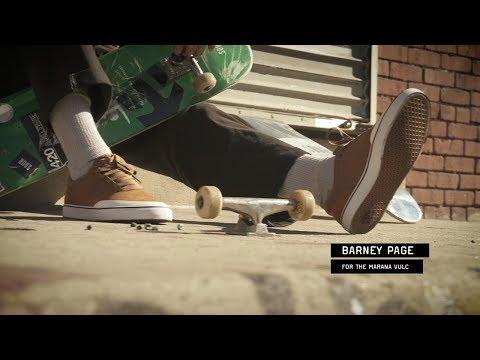 Barney Page for the Marana Vulc