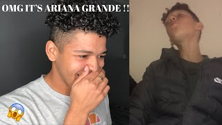Download Lagu Lewis Blissett Sounds Like Ariana Grande - No Tears Left To Cry   Reaction & Vocal Breakdown Gratis STAFABAND