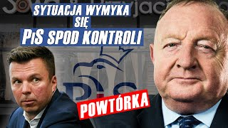 Nawet gdyby w Marka Falentę trafił piorun kulisty, nikt w Polsce nie uwierzy, że to przypadek