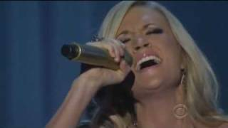 Download Lagu Carrie Underwood / Temporary Home (Live performance at the ACM) Gratis STAFABAND